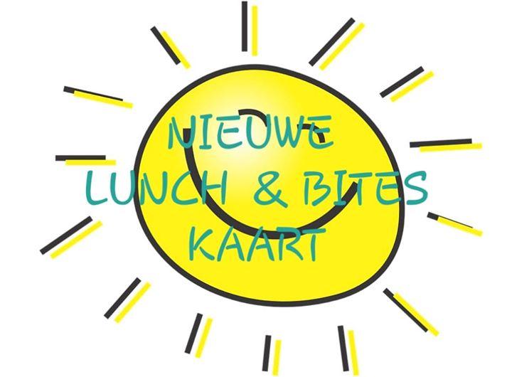 O o o wat is en wordt het warm! 😓🌞 Maar dat mag de smaak papillen niet drukken. Vanaf woensdag hebben we een nieuwe lunch & bites kaart! Tot snel?