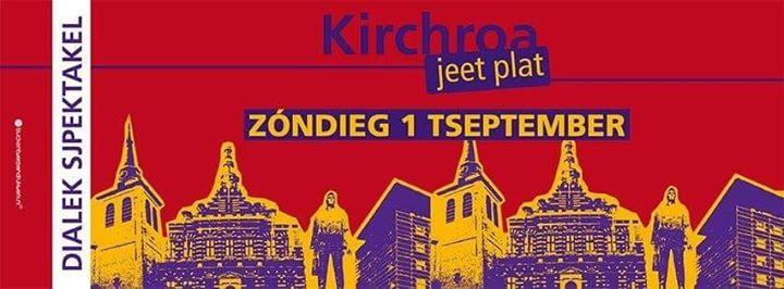 Aanstaande zondag KIRCHROA JEET PLAT + koopzondag!!